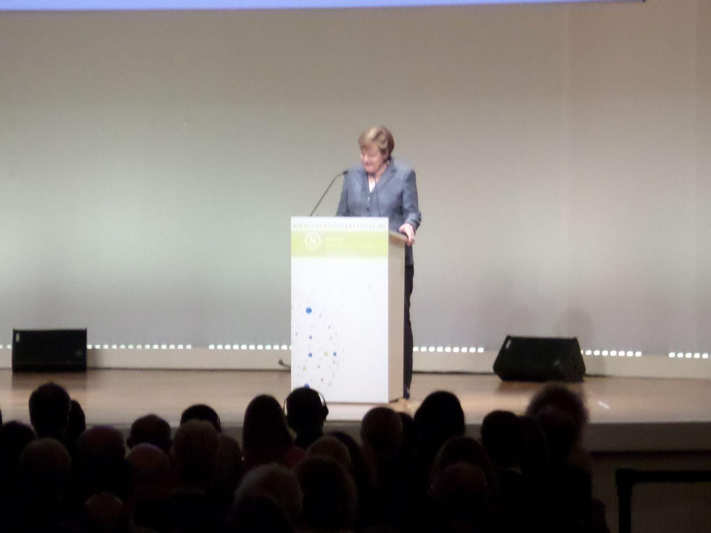 Angela Merkel 1 - Presse